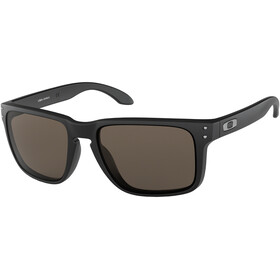Oakley Holbrook XL Sunglasses Matte Black/Warm Grey